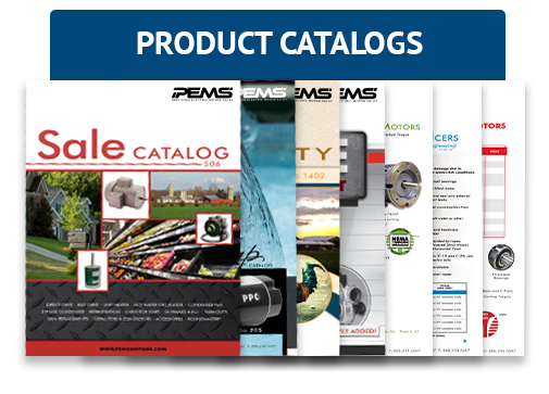 Product Flyers  Catalogs  Precision Electric Motor Sales